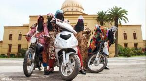 Moroccan Motorcycle Mashup